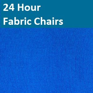 Fabric 24 Hour Chairs