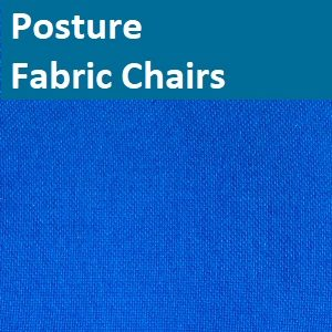 Fabric Posture Chairs