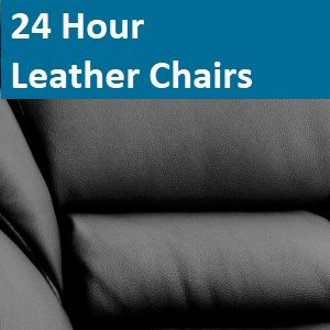 24 Hour Leather Chairs