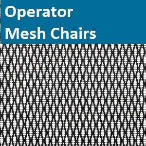 Task & Operator Mesh Chairs