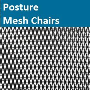 Mesh Posture Chairs