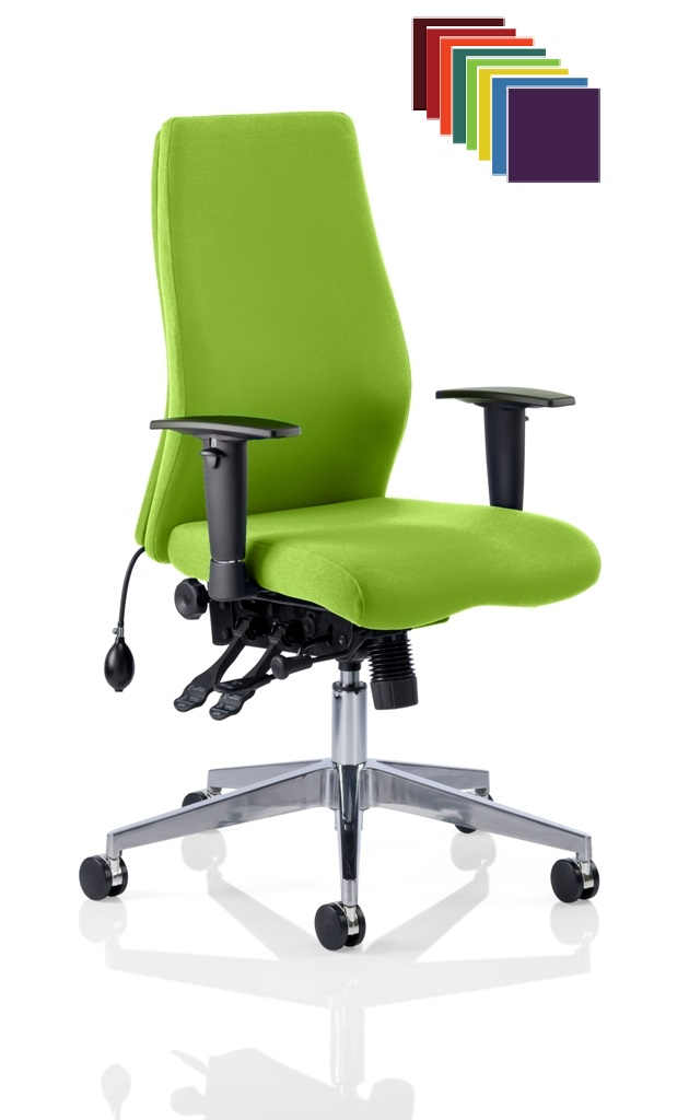 cdp0418-bespoke-fabric-air-lumbar-posture-24-hour-ergonomic-executive-office-chair-madura-ys156-myrhh-green-2