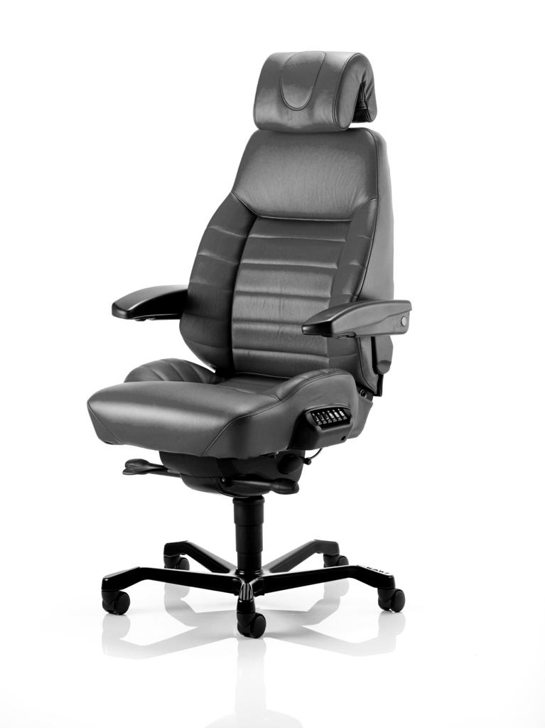 KAB ACS Executive Heavy Duty 24 Hour Office Chair